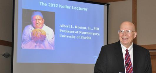 Albert Rhoton, MD