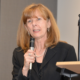 Debby Gerhardstein, Executive Director of the National ThinkFirst Foundation.